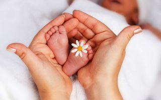 Кожные проявления грибка у детей