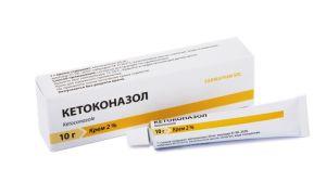 Применение мази Кетоконазол