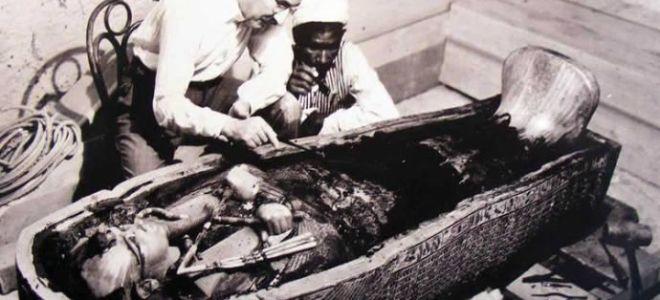 Проклятие Тутанхамона – страшный миф или все же реальность?
