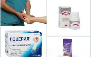 Лаки от грибка ногтей — Обзор популярных препаратов