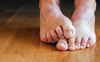 Опасность грибока ногтей на ногах для всего организма