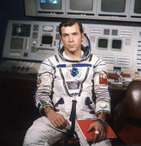 Kosmonavt Serebrov