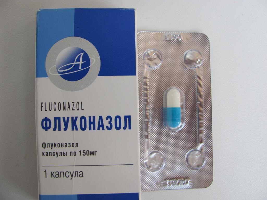 Флуконазол при лечении грибка