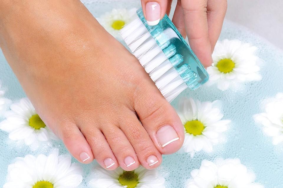 Принцип терапии грибка на ногах